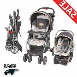 Baby Stroller Carriage Foldable infant car Seat Comfort trav