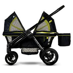 FACTORY NEW Evenflo Pivot Xplore All-Terrain Double Stroller