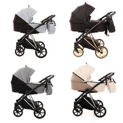 TAKO Jumper V 3in1 NEW Stroller Pushchair Pram Sport seat FR