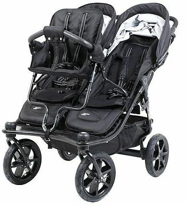 2016 Baby Tri Compact All Stroller Night