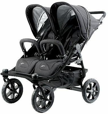 2016 Valco Baby Twin Tri Mode Duo X Compact All Terrain Doub