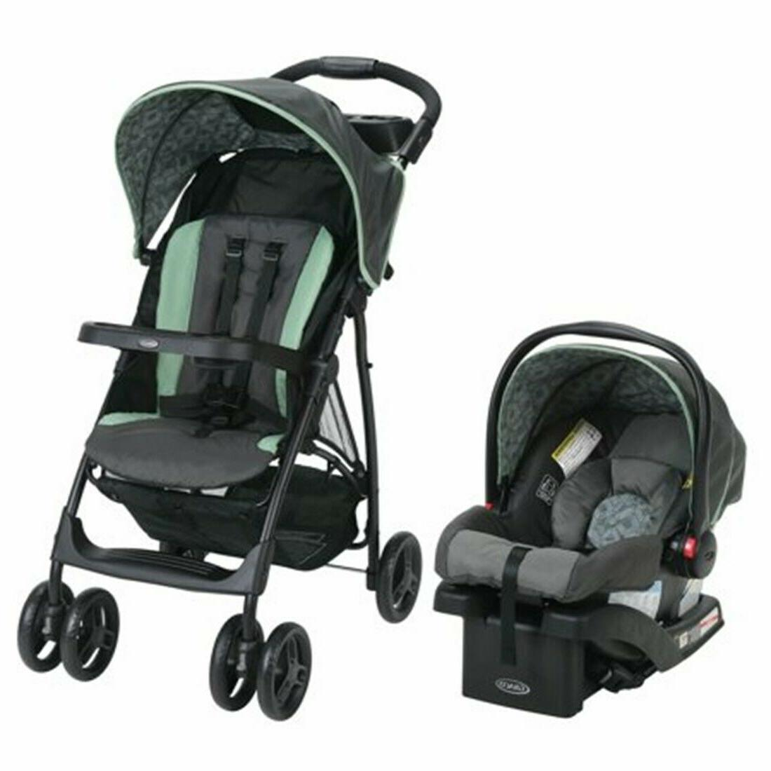 Graco Baby Car Travel System Infant New
