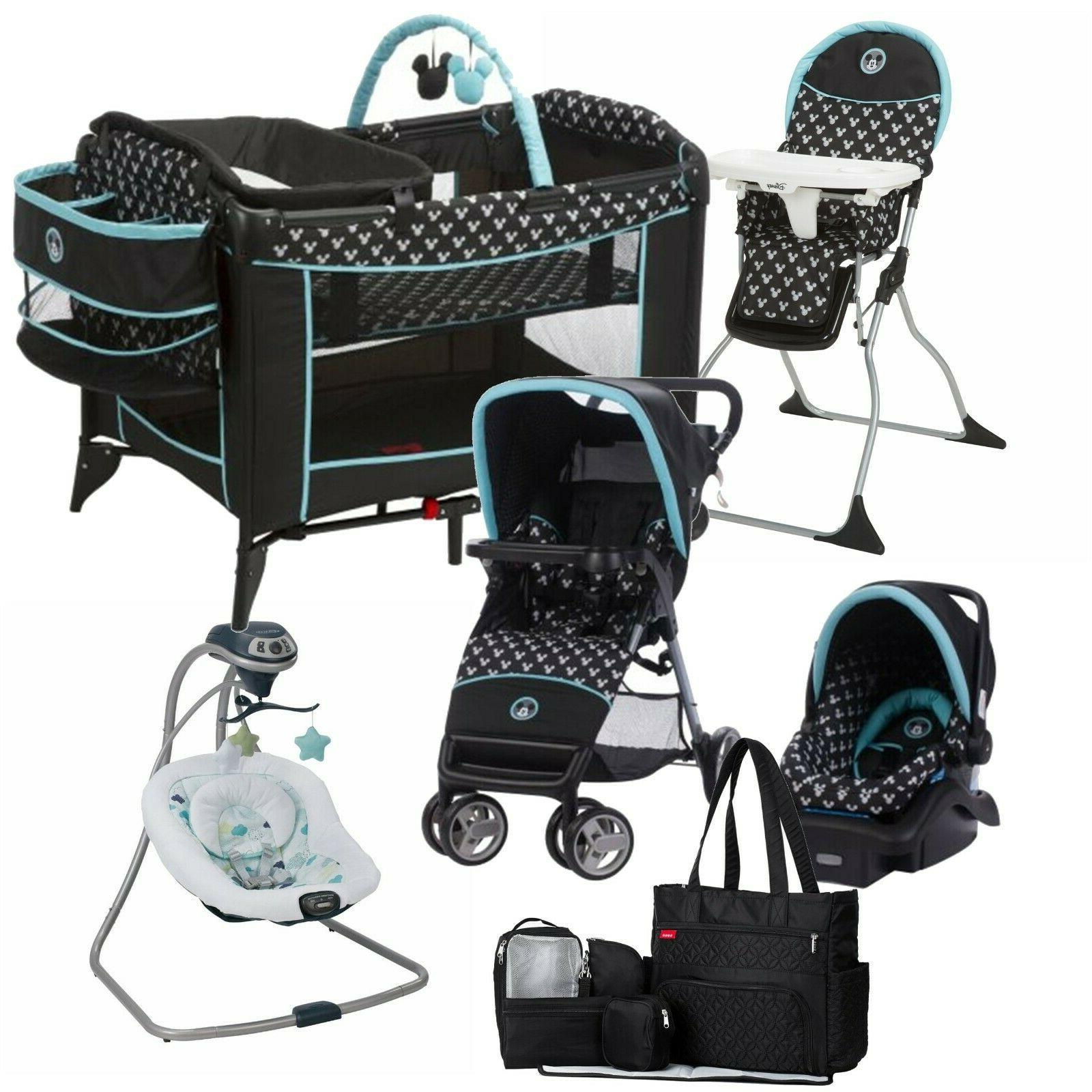 baby stroller with car seat travel system