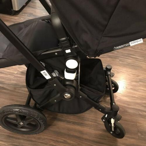 cameleon 3 all black stroller limited edition