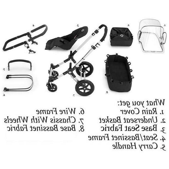 Bugaboo Cameleon All Black New