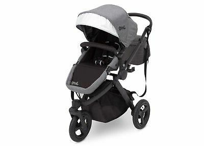 Jeep All-Terrain Jogger, JPMA Safety