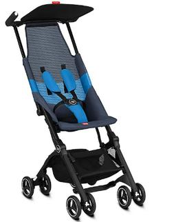 GB Pockit Air All-Terrain Compact Stroller in Night Blue